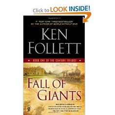 Amazon.com: Fall of Giants: Book One of the Century Trilogy (9780451232854): Ken Follett: Books