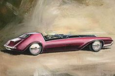 Cadillac civil concept