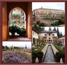 Alhambra - Granada - Espanha - letsdothismyway.com