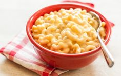 Learn to Cook: Mac and Cheese - other easy, back-to-basics recipes for the fall!