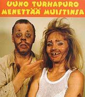 Uuno Turhapuro menettää muistinsa 1982