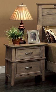 Westin Country Style Nightstand – Modish Store
