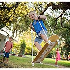 Sk8Swing Skateboard Replacement Traditional Swing set. ** Check out the image by visiting the link. (This is an affiliate link)