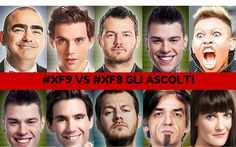 I numeri di X Factor 9 Le Audizioni - Ascolti record e boom di interazioni per la prima puntata. Manca Morgan.....per i social.