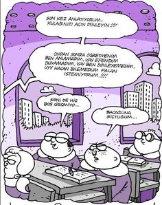 Günlük Karikatür : Photo Caricatures, Funny Photos, Laugh Out Loud, Mood, Cartoon, Comics, Instagram, Humor, Marriage