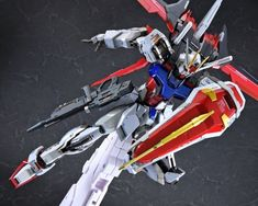 [PREVIEW] BANDAI 2018年8月09日發售: METAL BUILD Series Aile Strike Gundam 24,000Yen - Taghobby.com Mythological Monsters, Strike Gundam, Gundam Seed, Mobile Suit, Armored Vehicles, Battle, Metal, Metals