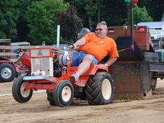 Find This Pin And More On Garden Tractors, Allis Chalmers Garden Tractors.
