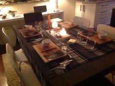 L'art de la table!