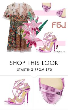 """Fsjshoes.com"" by gabyidc ❤ liked on Polyvore featuring NARS Cosmetics and fsjshoes"