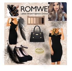 """""""Romwe I/6"""" by m-sisic ❤ liked on Polyvore featuring Urban Decay"""