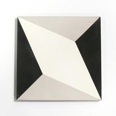 If you are looking for the perfect cement tile backsplash, look no further. Our Moroccan Encaustic Cement Diamon Twist Tile delivers a beautiful and modern look Geometric Shapes Art, Abstract Geometric Art, Geometric Designs, Wall Decor Design, Art Decor, Design Art, Triangle Art, Diy Wall Art, Modern Art