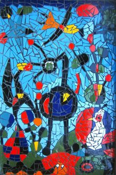 El Jardin mosaico