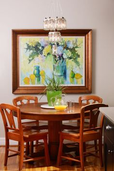 Contemporary Dining Room Photo By Ola Renee Designs