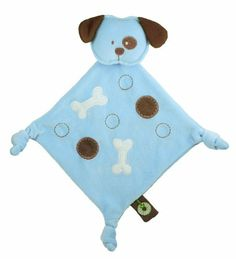 Dandelion Organic Cotton Baby Blue Doggy Snuggle & Teething Blanket by Dandelion. $14.99. Baby boy's best friend is ready for some rough and tumble play, then to curl up for an afternoon nap.  Don't mind the teething and tugging, this little Doggy Blanket is made from natural and organic materials that are safe & soft next to a baby or toddlers skin.   Plus, this little friend is Machine Washable! Perfectly-sized for your infant at  13 inches long.  And don't forget Baby ...