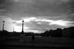 Pont-Neuf - back from work