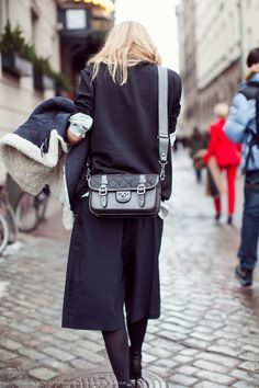 Love the bag - StockholmStreetStyle