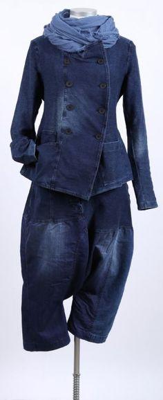 rundholz black label - Jeans Jacke original - Sommer 2015 - stilecht - mode für…