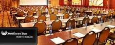 Southern Sun North Beach - Conference Venue and Conference Centres in Durban situated in the KwaZulu-Natal Province of South Africa. Provinces Of South Africa, Conference Facilities, Kwazulu Natal, North Beach, Lodges, Southern, Sun, Cabins