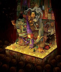 Metropolis Gallery - Shaun Tan