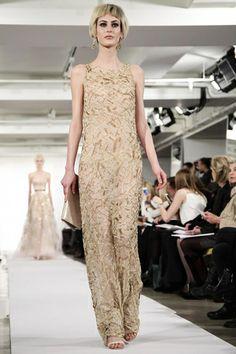 Oscar de La Renta Ready To Wear Fall Winter 2014 New York - NOWFASHION