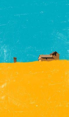 ✔ Wallpaper Art Illustration Graphics - Best of Wallpapers for Andriod and ios Art And Illustration, Illustrations And Posters, Wallpaper Paisajes, Abstract Landscape, Graphic Art, Concept Art, Pop Art, Street Art, Scenery