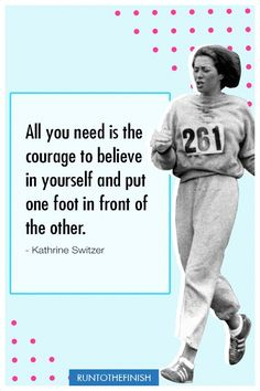Find the why to dig deep, to have the courage to go for your goal - click for more great running quotes