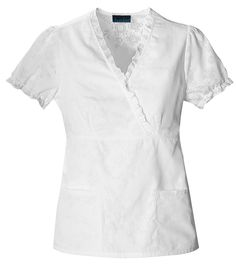 Are you one of the many nurses now required to wear a certain color to work? Here are some terrific scrubs outfits for every color. Medical Scrubs, Nurse Scrubs, Nursing Articles, Scrubs Outfit, Colourful Outfits, Work Attire, Chiffon Tops, Work Wear, Vestidos