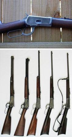 Winchester Model 1892: