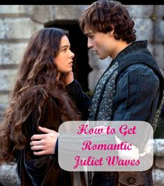How to get Romantic Juliet waves at home #hair #tutorial #beauty