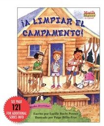 New Math Matters in #Spanish #books for your #classroom! From Lerner Books online catalog! #Classroom #Languages
