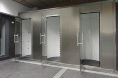 Ducha prefabricada modular by INBECA