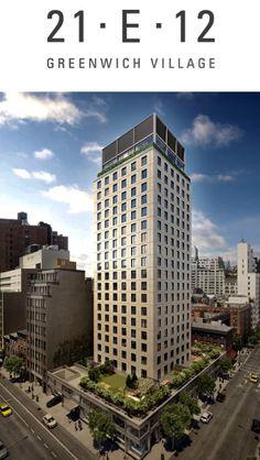 Manhattan Real Estate, Greenwich Village, Skyscraper, Multi Story Building, Skyscrapers