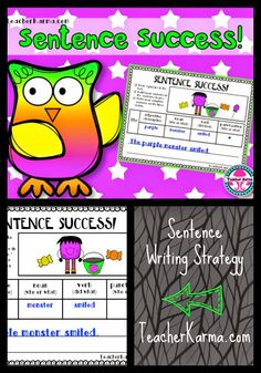 Writing strategies and interventions for elementary students. Writing Strategies, Writing Resources, Teaching Writing, Writing Activities, Teacher Resources, Teaching Ideas, Writing Ideas, Teaching Tools, 2nd Grade Writing