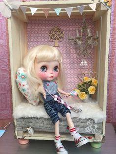 Blythe Doll Room Box in | eBay