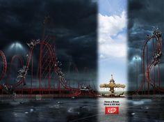 Kit Kat Roller Coaster