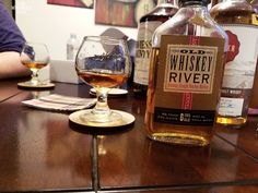 1980s Old Whiskey River isn't crazy complex, but it is tasty and inviting. As you'd expect there's a solid bit of OBE stretching across the nose and to the finish from sitting on the shelf for 30 years.