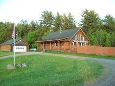 Vermont Horse Farm on 27 Acres  http://www.horseproperties.net/property-details.php?=2118#