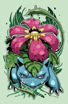 dotcore: Pokémon Starters. by Wei Jing. Check... | GamesNEXT
