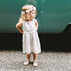 La collection spécial demoiselles d'honneurs Lorafolk pour petites filles | Vogue