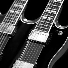 Classic Guitar Detail I, Photography by Richard James.