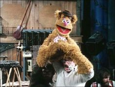 Muppets, Fozzie and Frank