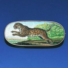 Roman Era, Mosaic Flowers, Mosaic Pieces, China Jewelry, Antique Brooches, Blue Heron, Tiny Treasures, Animal Jewelry, Jewels