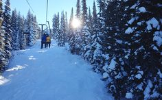 Sky to ski: A winter escape to Steamboat Springs is just the ticket