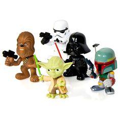 Star Wars Bobble Heads
