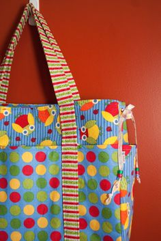 Andrea's Originals: Diaper Bag tutorial!!