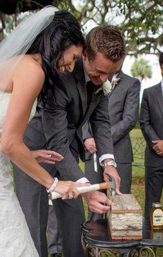 17 Ceremonias alternativas para vuestra Boda. Diferentes tipos de ceremonias originales que podéis incluir en vuestra Boda