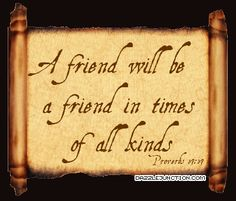 Bible Verses About Friendship | Bible Verse Comments, Images, Graphics, Pictures for Facebook - Page ...