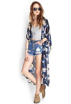 DIY Kimono Cardigan | LoveSpunk