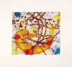 Sam Francis | Untitled Yellow (1991) | Available for Sale | Artsy