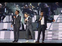 Il Volo concert in Arena di Verona 04.07.2016. Grand final of Tour 2016....